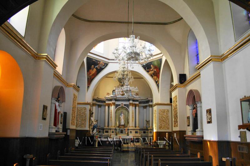 Temple Santa Maria in Magdalena de Kino, Sonora