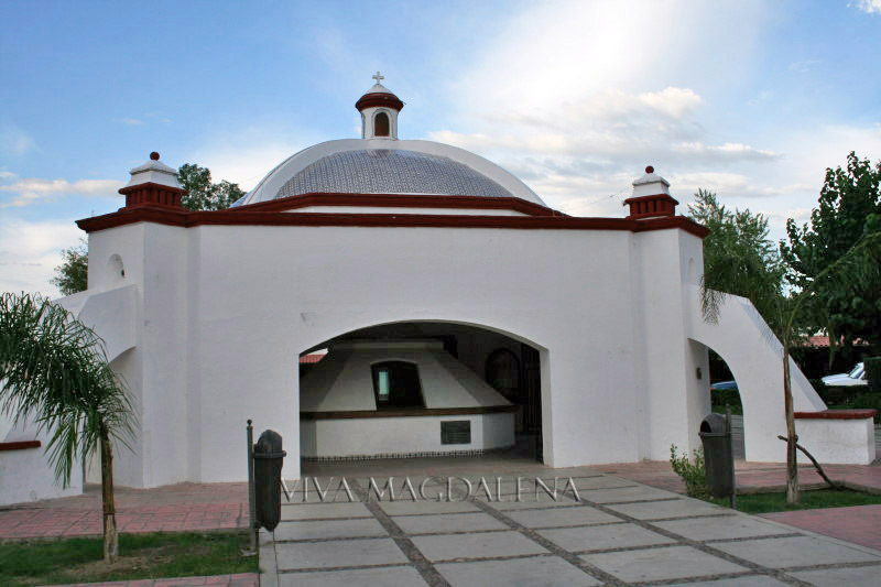 Mausoleum of Father Eusebio Francisco Kino