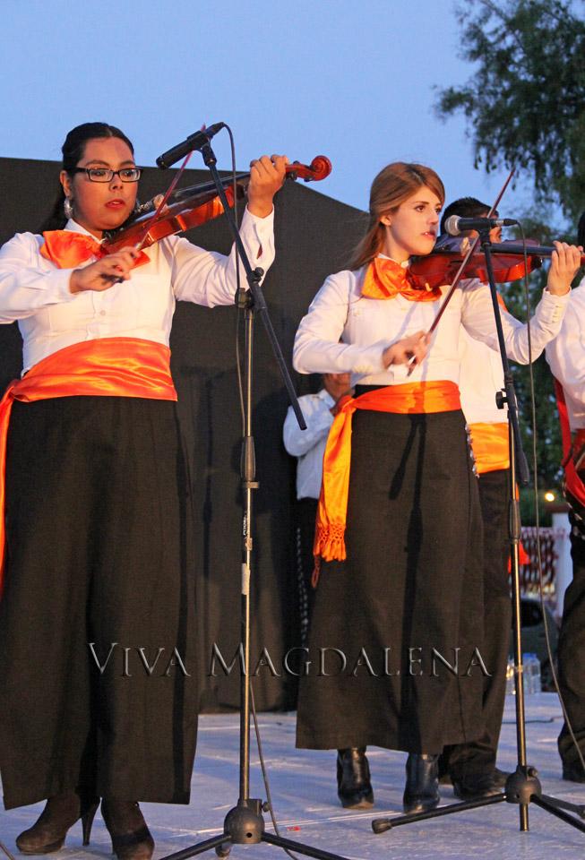 magdalena mariachis - kino festival 2015