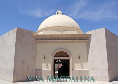 capilla de san francisco en magdalena de kino sonora