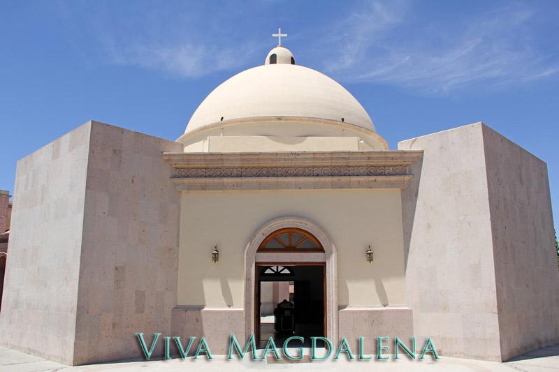 Capilla de San Francisco in Magdalena de Kino Sonora