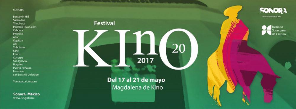 Kino Festival 2017 in Magdalena de Kino, Sonora