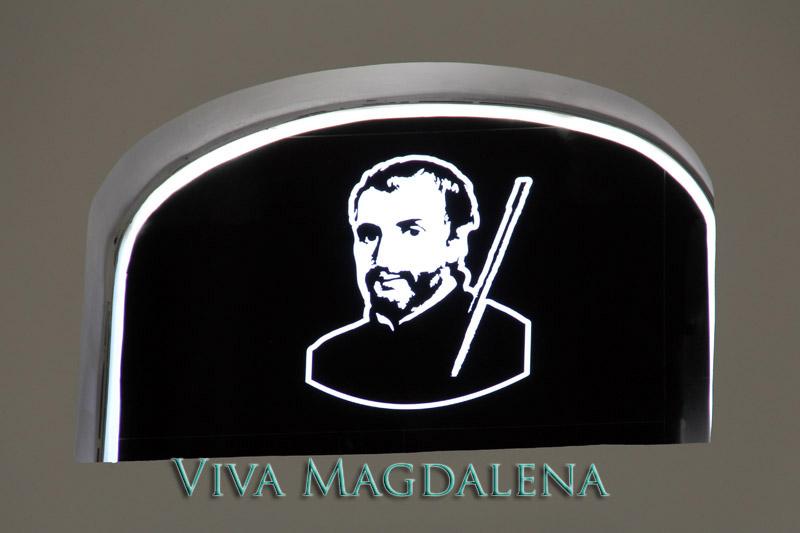 The Capilla de San Francisco in Magdalena de Kino Sonora